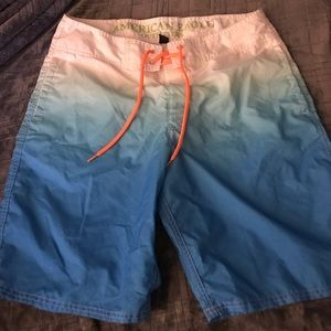 American eagle board shorts